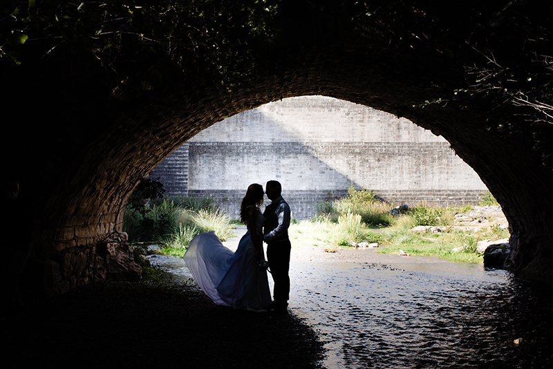 Post bodas en Madrid